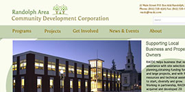 Randolph Area Community Development Corp